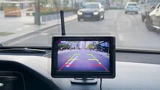 1080P 고화질 2채널 대형차량 트럭 버스 디지털 무…