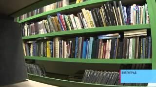 Социальный репортаж: В Волгограде выброшенные книги реставрируют и бесплатно отдают желающим(, 2013-08-07T17:09:52.000Z)
