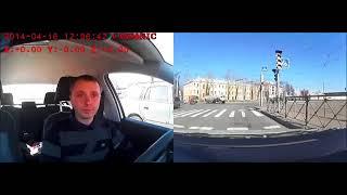 Безопасная дистанция  Санкт Петербург как делать правильно и безопасно. Эксперимент на практике(, 2017-12-03T18:15:42.000Z)