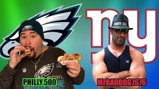 Philadelpha Eagles Vs. New York Giants Live Q&A And Preview W/Philly.500