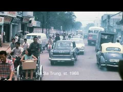 Worthy images of Saigon in the past