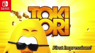 Toki Tori | Nintendo Switch | First Impressions!