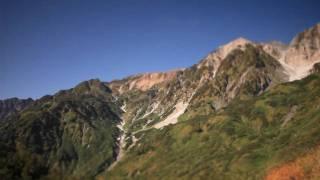 標高2100m! 秘湯「白馬鑓温泉」