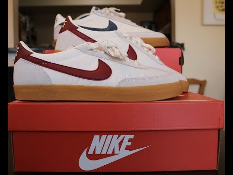 9082ded941b35 NEW* NIKE x J CREW KILLSHOT 2! - YouTube