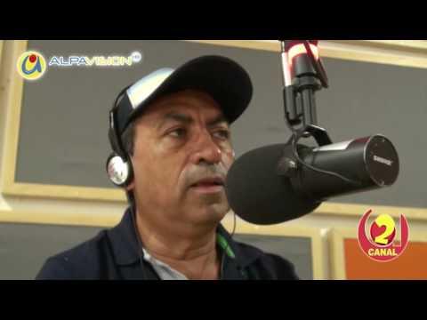 PERSONAJE RITO ANTONIO POLO CANAL 2 ALPAVISION
