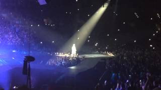 "Download Video Justin Bieber - Purpose World Tour Live ""Where Are U Now"" - Los Angeles Staples Center MP3 3GP MP4"