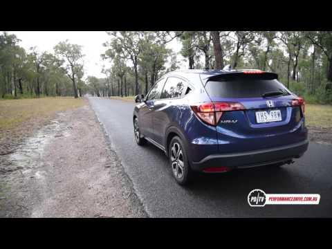 2016 Honda HR-V VTi-L 0-100km/h & engine sound
