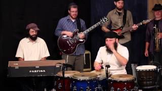 Marlon Sobol and Zion80 Perform in the Toca Studio - Pishu Li