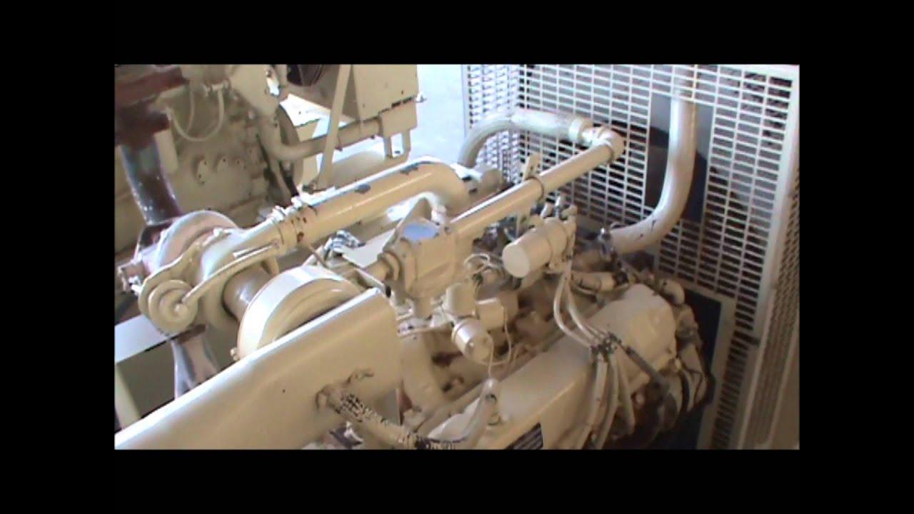 Kohler Natural Gas Generator