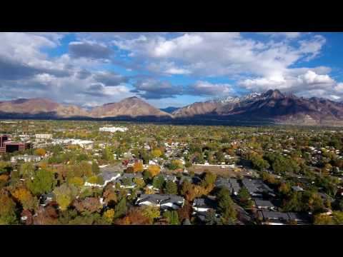 Fall in the SLC Suburbs, Millcreek, and Murray