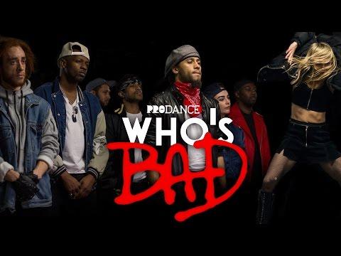 Who's Bad - A ProDance Homage to Michael Jackson's Bad