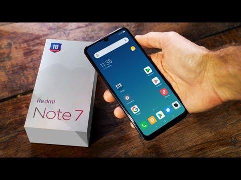 Xiaomi Redmi Note 7 - ЯДЕРНАЯ БОМБА 🔥🔥🔥  почти даром!!! - Лучшие приколы. Самое прикольное смешное видео!