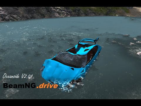 BeamNG.drive - Oceanside V2.01