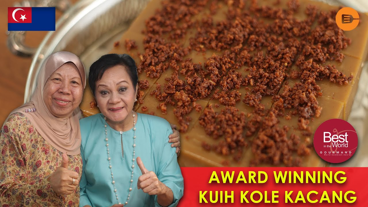 Kuih Kole Kacang Resepi Tradisional Johor Icookasia