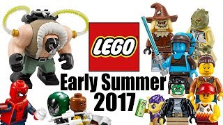 Top 10 Most Wanted LEGO Sets of Early Summer 2017!