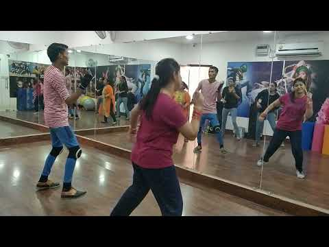 Zumba Dance Workout for Weight Loss😊😊😊part =1
