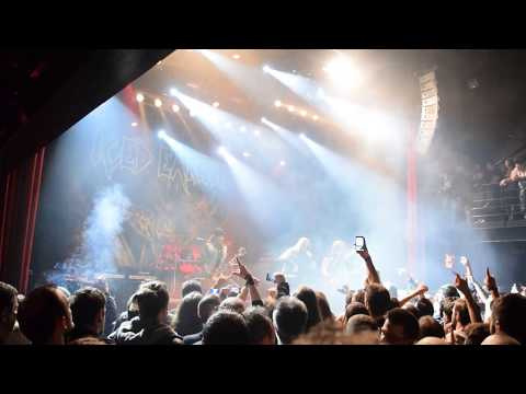 Iced Earth - Raven Wing (live in Athens 2018)