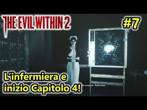 The Evil Within 2 - L'infermiera e inizio Capitolo 4! - (Salvo Pimpo's)
