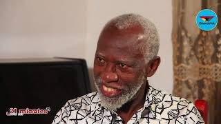 Prof. Stephen Adei on '21 minutes with KKB'