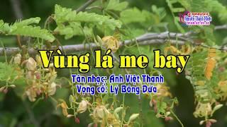Karaoke tân cổ VÙNG LÁ ME BAY - SONG CA