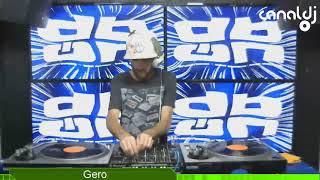 Set do DJ Gero - Jungle, gravado e transmitido ao vivo no Canal DJ ...