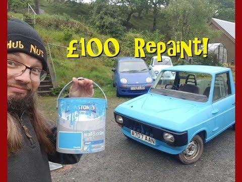 project-fox-part-15:-£100-paint-job!