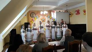 Цветы России на конкурсе Улыбка детства