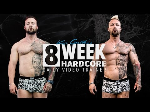 Kris Gethin's 8-Week Hardcore Training Program | Trailer