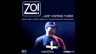 Zo! - Marzipan feat. Eric Roberson & Phonte