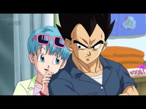 Dragon Ball Super - Vegeta Bulma Moment