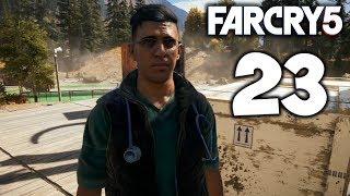 Far Cry 5. Прохождение. Часть 23 (Доктор Чарльз Линдси)