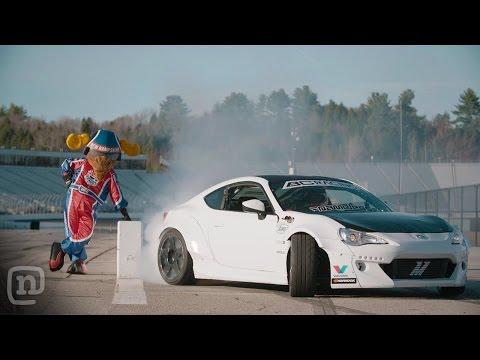 Tuerck'd: Ryan Tuerck Drifts New Hampshire Motor Speedway