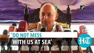 'Indian Navy played crucial role in deterring PLA Navy': Vice Admiral AK Chawla