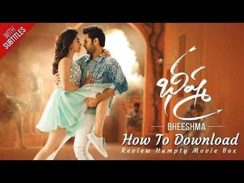 Bheeshma Full Movie 1080p How To Download Bheeshma Movie Humpty Movie Box Humpty Production Youtube