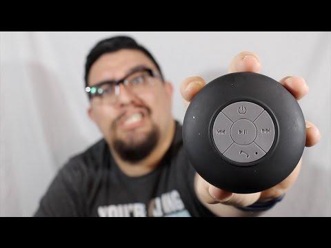 SoundBot Shower Speaker Review