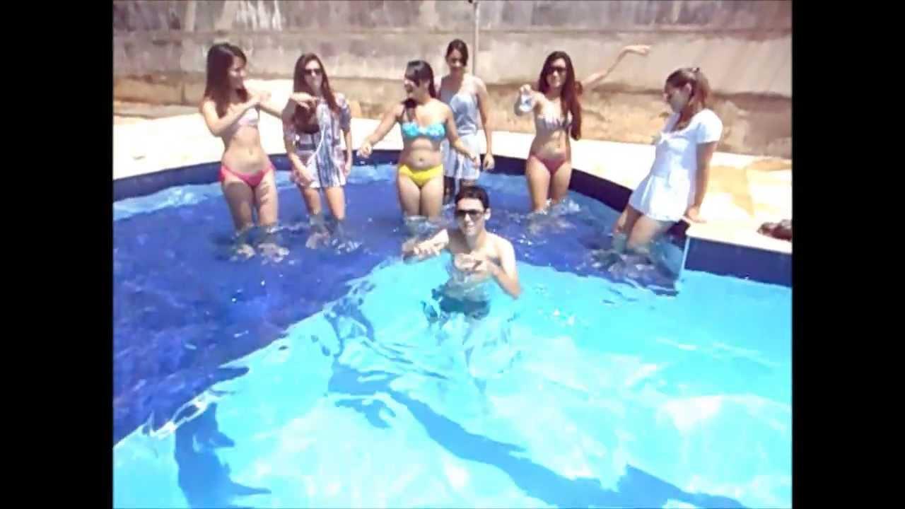 Conhecido Festa na Piscina - Solteirões do forró - YouTube QY08