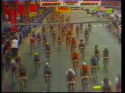 Tour De France 1996 Stage Twenty one Palaiseau-Paris Champs Elysees 147.5Km.