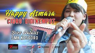 Download Lagu CIDRO HAPPY ASMARA KENZI VIDEOGRAPHY mp3