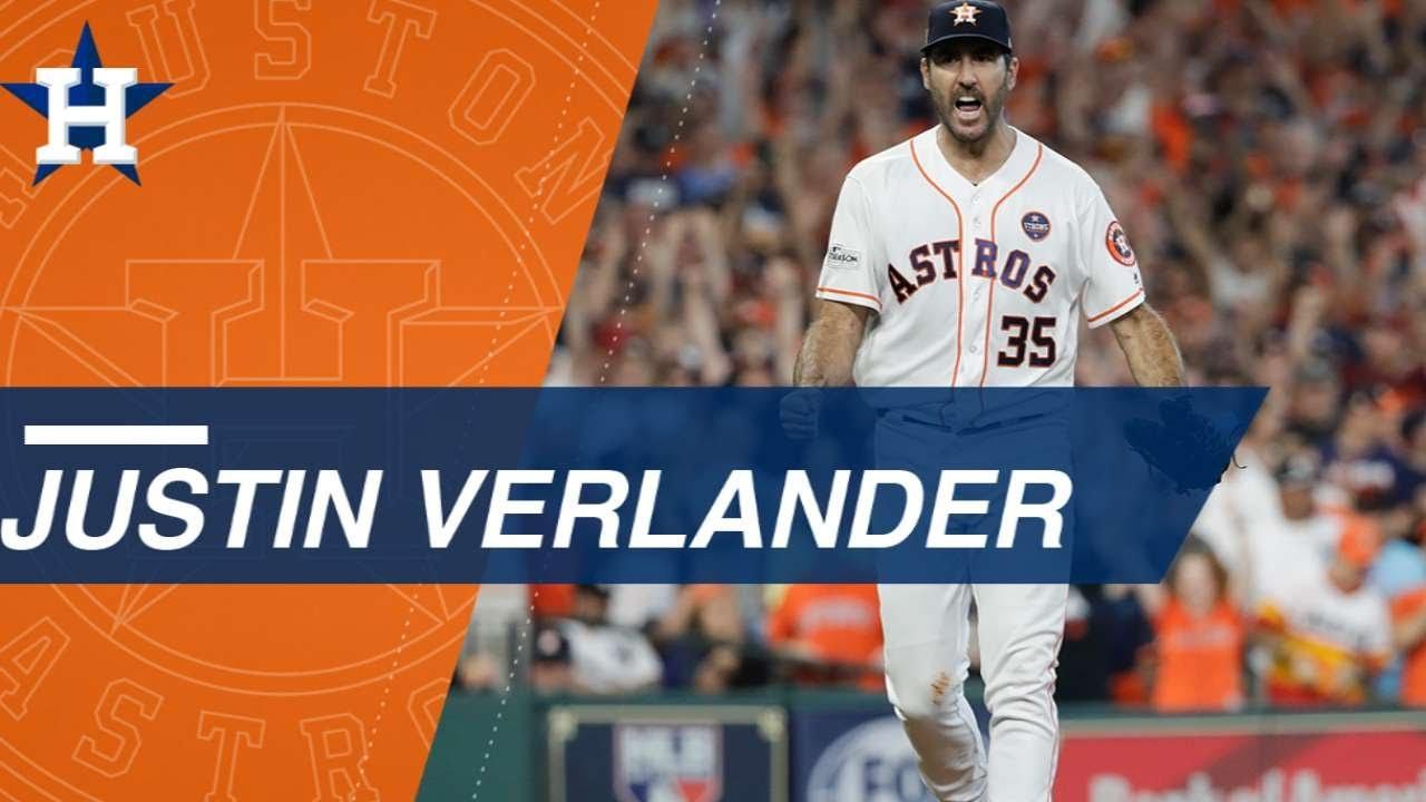 buy popular 8ec61 286fb Justin Verlander dazzles in Game 6, blanking the Yanks over seven
