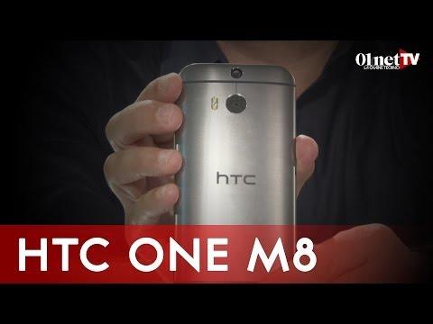 Test du HTC One M8 : un smartphone prêt à en découdre