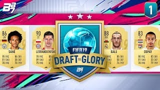 LUCKY START! | FIFA 19 DRAFT TO GLORY #1