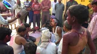 Maithili Holi of  Raghunathpur Village Purnea