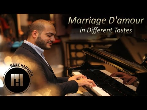 Marriage D'amour in Different Tastes - Maan Hamadeh