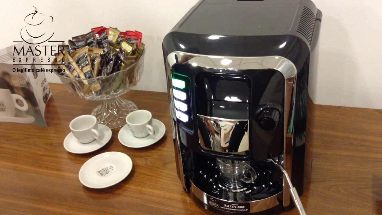 6dbb39a15 CAFÉ SACHÊ  Máquina de café em sachê Podsy