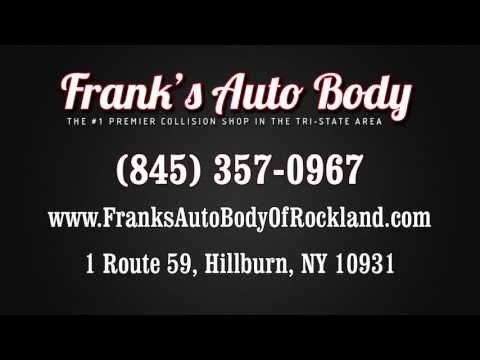 Frank's Auto Body Shop of Rockland County, NY
