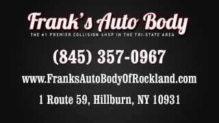 Frank's Auto Body Shop of Rockland County, NY