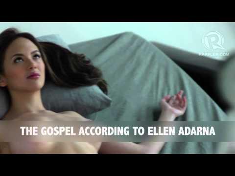 The gospel according to Ellen Adarna