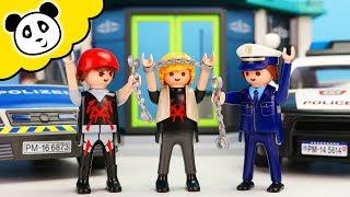 Playmobil Polizei - Kevin wird gut! - Teil 1 - Playmobil Film