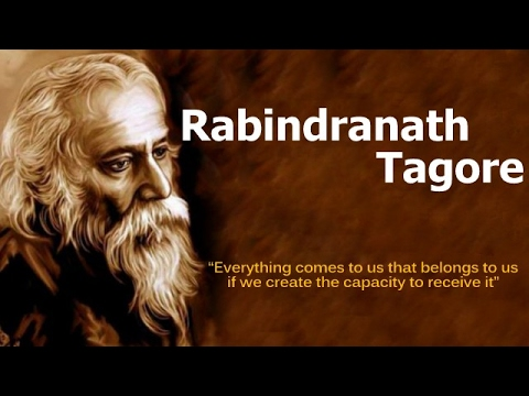 Видео Essay on rabindranath tagore in 100 words