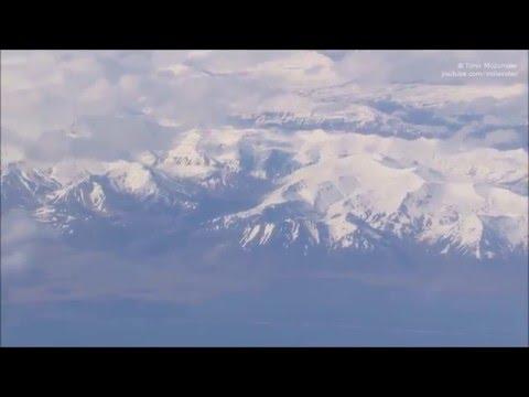 Flight Video | Helsinki to Keflavík | Icelandair Boeing 757-200